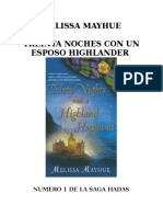 Melissa Mayhue - Daughters of the Glen 01 - 30 Noches Con Un Esposo Highlander