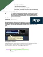 Flash No.8 Membuat Slider Atau Scrubber Untuk File Mp3