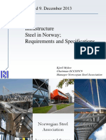 En 1090- Norway Requirements and Specifications