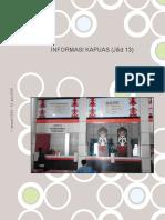 Informasi Kapuas (Jilid 13)