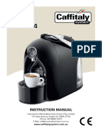 Caffitaly S14 Manual Oct2013