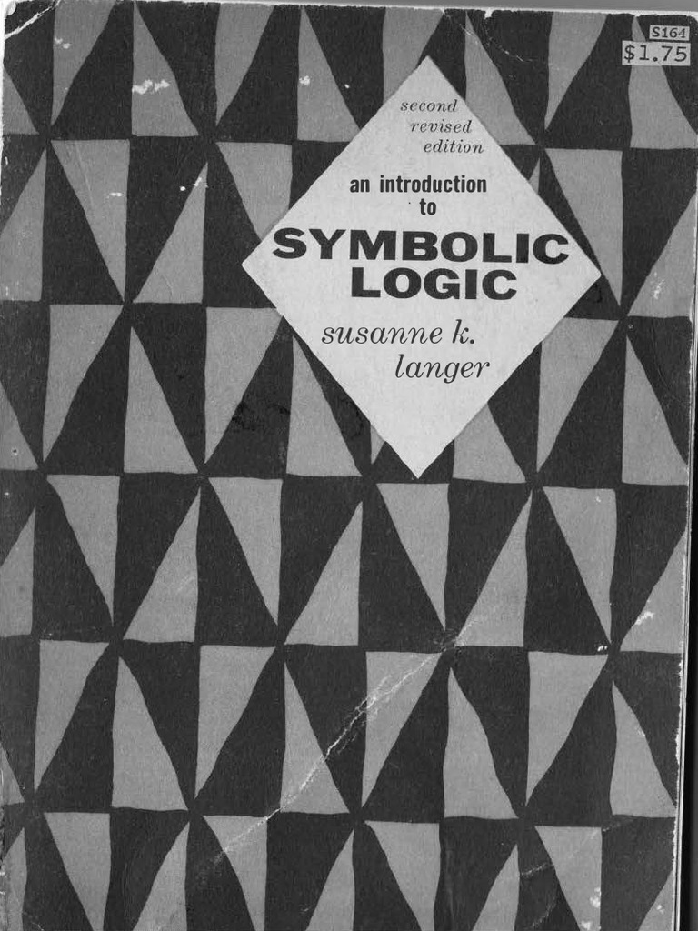 An introduction to symbolic logic susanne k langer axiom an introduction to symbolic logic susanne k langer axiom boolean algebra buycottarizona