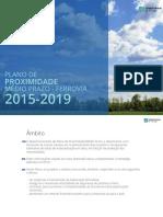 Plano Proximidade Ferrovia 2015 2019 Ultima Versao
