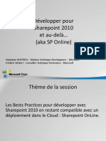 7563.MsDays.2010. .Developpement.sharepoint.2010 0D702EED
