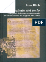 Ivan Illich en El Viñedo Del Texto