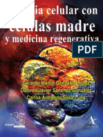 Terapia Celular Con Celulas Madre y Medicina Regenerativa