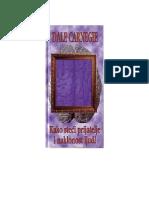 179171172 Dale Carnegie Kako Steci Prijatelje i Naklonost Ljudi PDF