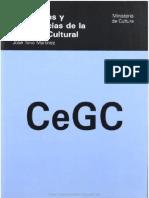 Conceptos y Experiencias de La Gestion Cultural