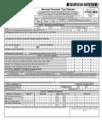82202BIR Form 1702-MX