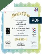 attestato codiamo2016 classe pdf