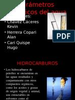 Parametros Biologicos Del Agua