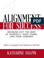 Alignment for Success_ Bringing Out the - Halpin, Katharine