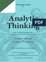 Elder Paul ArticleONAnalytic Thinking (1)