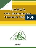 NAPCA Training