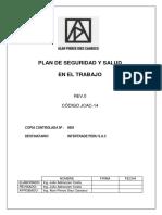ANEXO 03 Plan de Seguridad y Salun en El Trabajo EDIFICIO SAXUM