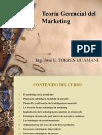 Presentaciones del Curso Teoría gerencial del Marketing - Abr 2010