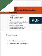OSH Risk Assessment