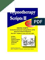 Hypnosis Scripts 2