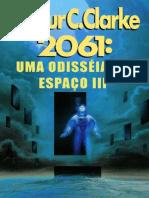 2061 - Uma Odisseia No Espaco - - Arthur C. Ckarke