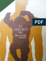 O Macaco Nu - Desmond Morris