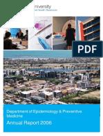 Monash University DEPM - 2006 Annual report