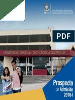 Untels_Prospecto de Admisión 2016-l