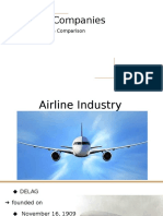 Service Marketing - Airline Companies (1)