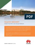 Smartax MA5600T