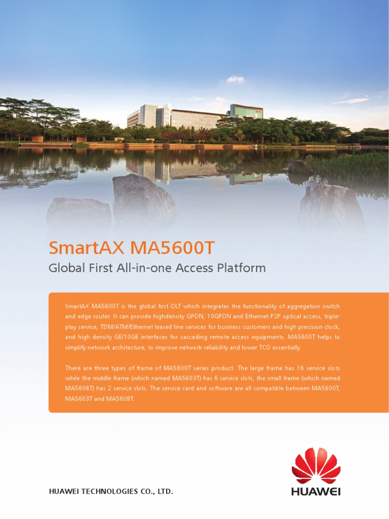 Ge Remote Access Smartax Ma5600t I Pv6 Quality Of Service
