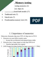 2502 14-Memory Testing