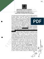 Esta es la declaración del arrepentido que vinculó a De Vido en el escándalo de Petrobras
