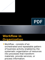Workflow HR