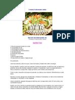 Tradicion Culinaria Guefilte Fish