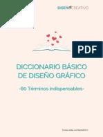 Terminologia Diseno Grafico Diccionario Teresa Alba MadridNYC