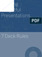 7 Deck Rules Decklaration