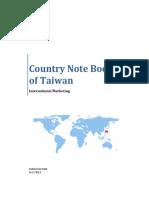 Taiwan an Island in Eastern Asia