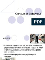 advtsg-consumer behaviour