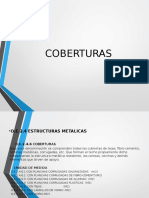 Coberturas- Cosntruccion II -1- Sobre Estructuras de Madera y Metal