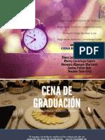 Cena de Graduacion
