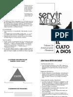 Servir Mejor - 2013-07-12-Culto 1