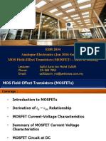 Analog Elec EDB2034 Jan 2016 - MOSFET - Intro  Biasing.pdf