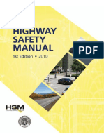 Chapter 4 5 6 - Highway Safety Manual - 1st Edition - 2010