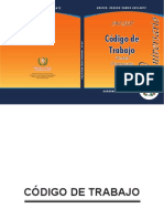 Codigo de Trabajo Guatemala