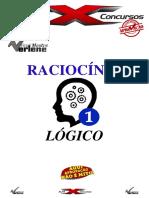 Apostila de Raciocínio Lógico - Alfa x Concursos - 2015
