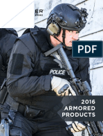2016 Propper Armor Products Catalog