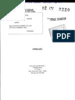 2012 Lydia Couri complaint v Robbins (and Couri).pdf