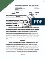 Decision Dismissing Complaint 1.25.16