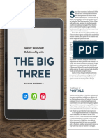 The Big Three - Agents Love-Hate Relationship with Trulia, Zillow & Realtor.com