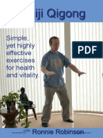 Taiji Qigong 18 Exercises (1)