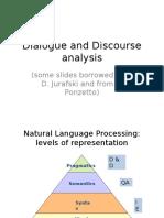 Discourse Dialogue